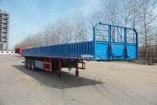 蓬莱牌PG9372LWY型桶装危险品运输半挂车图片