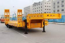 港粤牌HSD9350TDP型低平板半挂车