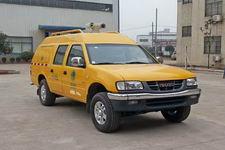 岳麓牌XJY5020XJXQ1型检修车