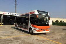 8.2米南车时代TEG6820BEV01纯电动城市客车