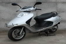豪雅牌HY100T型两轮摩托车