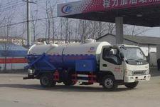 程力威牌CLW5081GQW4型清洗吸污车