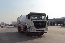 仙达牌XT5250GJBJ532Q型混凝土搅拌运输车