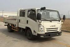 江铃国四单桥货车122马力3吨(JX1063TSG24)