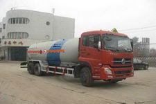 安瑞科(ENRIC)牌HGJ5253GYQ型液化气体运输车图片