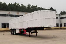 粱锋14米32吨3轴厢式运输半挂车(LYL9403XXY)