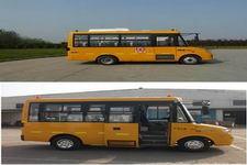 楚风牌HQG6580XC型幼儿专用校车图片2