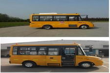 楚风牌HQG6581XC型幼儿专用校车图片2
