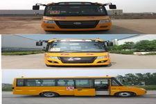 楚风牌HQG6581XC4型小学生专用校车图片3
