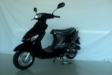 华田牌HT50QT-16D型两轮轻便摩托车图片