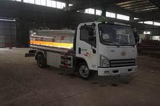昌骅牌HCH5080GJYCA型加油车图片