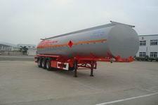 安通牌CHG9406GRY型易燃液体罐式运输半挂车