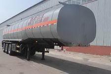 旗林11.3米30吨3轴鲜奶运输半挂车(QLG9403GNY)
