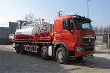 宝涛牌JHX5282TJC型洗井车图片