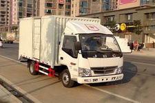 大力牌DLQ5040XXYDL型厢式运输车