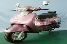 王野牌WY125T-9C型两轮摩托车