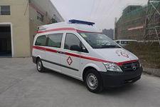 广通客车牌GPY5032XJH型救护车图片