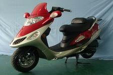 王野牌WY125T-27C型两轮摩托车