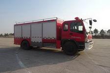 天河牌LLX5144TXFGQ90/L型供气消防车图片