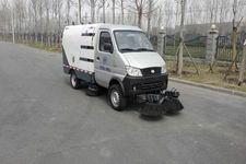 清源QY5030TSLBEVYL型纯电动扫路车
