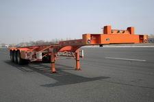 解放牌CA9400TJZ型集装箱运输半挂车图片