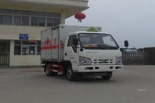 虹宇牌HYS5030XQYB4型爆破器材运输车图片