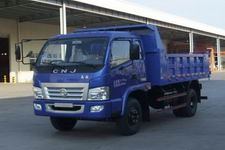 南骏牌NJP4010PD18型自卸低速货车图片
