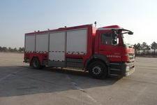 天河牌LLX5154TXFGQ80/B型供气消防车图片