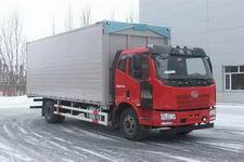 一汽解放国四单桥翼开启厢式车165-189马力5-10吨(CA5160XYKP62K1L3A2E4)
