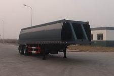 青专牌QDZ9340TSH型油田砂浆混合传送半挂车图片
