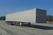 解放牌CA9400XXY型厢式运输半挂车图片