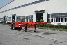 扬子牌YZK9353TJZG型集装箱运输半挂车图片