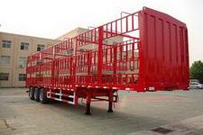 中集牌ZJV9400CCQDY型牲畜运输半挂车图片