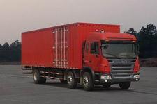 江淮格尔发国四前四后四厢式运输车220-245马力5-10吨(HFC5201XXYP2K2C54F)