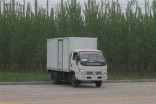时代汽车国四单桥厢式运输车68-82马力5吨以下(BJ5032XXY-D1)