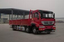 斯达-斯太尔前四后四货车320马力15吨(ZZ1251N56C1E1L)