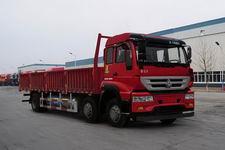 斯达-斯太尔前四后四货车267马力15吨(ZZ1251M56C1E1L)