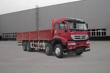 斯達-斯太爾國五前四后八貨車320馬力18噸(ZZ1311N4661E1L)