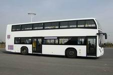 黄海牌DD6119G21D型双层城市客车