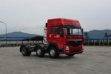 豪曼牌ZZ4258MC0EL0型天然气牵引汽车图片