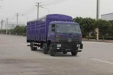 东风神宇国四前四后四仓栅式运输车180-245马力10-15吨(EQ5252CCYL)