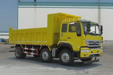 斯达-斯太尔牌ZZ3251H30CGD1型自卸汽车