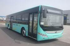 11.7米|10-40座宇通混合动力城市客车(ZK6120CHEVPG5)