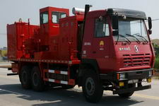 四钻牌SZA5192TGJ16型固井车