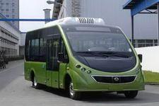 6.8米恒通客车CKZ6680HBEVA纯电动城市客车