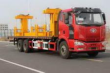 耐力牌KSZ5251TYC型运材车图片