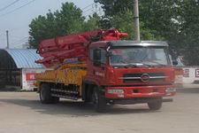 35米混凝土输送泵车
