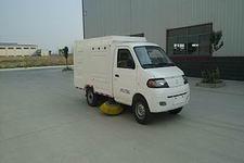 达福迪JAX5024TSLBEVF266LB15M1T1型纯电动扫路车