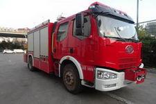 中卓时代牌ZXF5140TXFJY100型抢险救援消防车