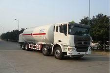 查特牌CTZ5302GDY型低温液体运输车图片